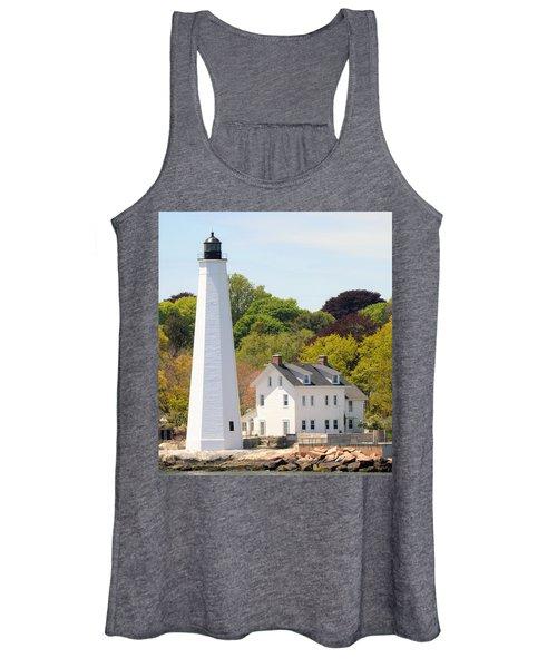 Coastal Lighthouse-c Women's Tank Top