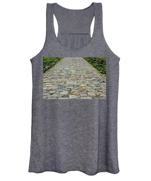 Cobbled Causeway Women's Tank Top
