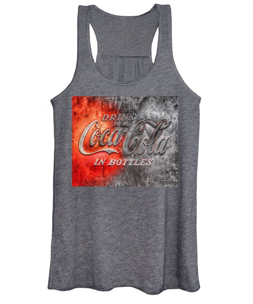 Coca Cola Women's Tank Top