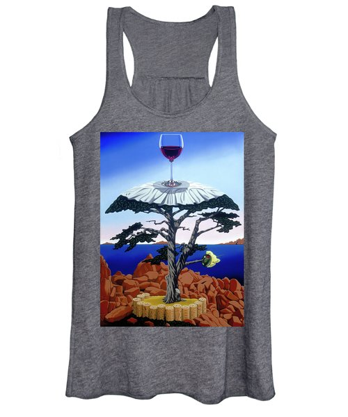 Cocktail Hour Women's Tank Top
