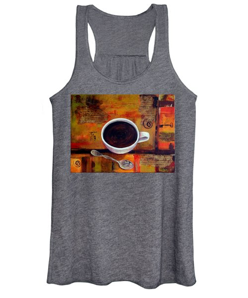 Coffee I Women's Tank Top