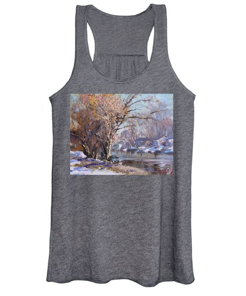 Cold Spring In Lasalle Women's Tank Top