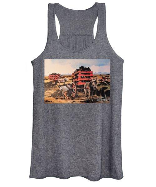 Collecting Turf  Women's Tank Top