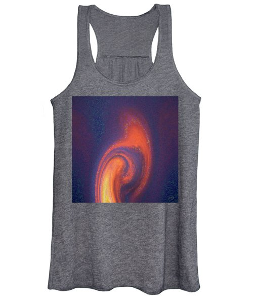 Color Abstraction Xlii Women's Tank Top