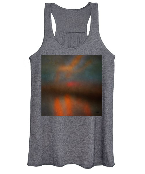 Color Abstraction Xxv Women's Tank Top