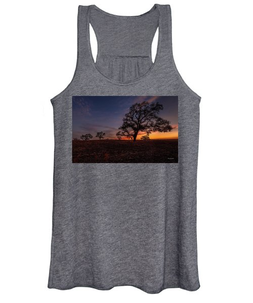 Color Change At First Light Women's Tank Top