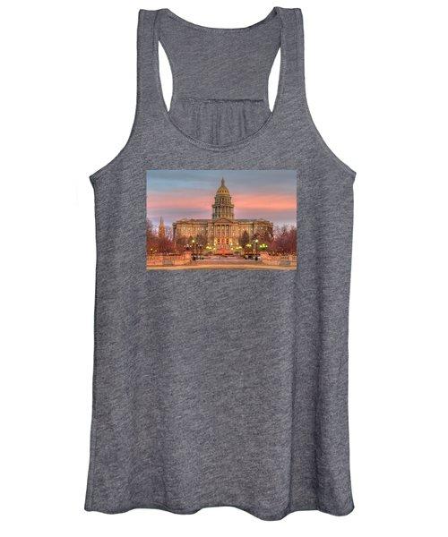 Colorado Capital Women's Tank Top