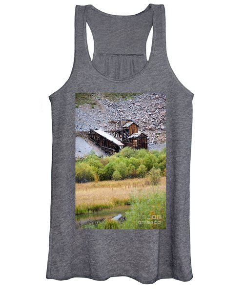 Colorado Silver Mine  Women's Tank Top