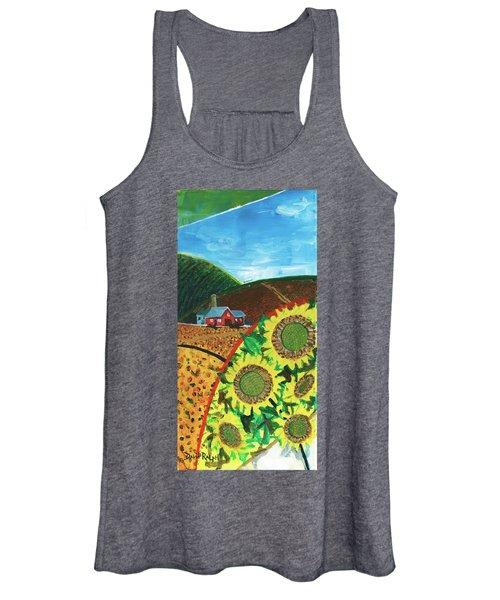 Colorado Sunflowers Women's Tank Top