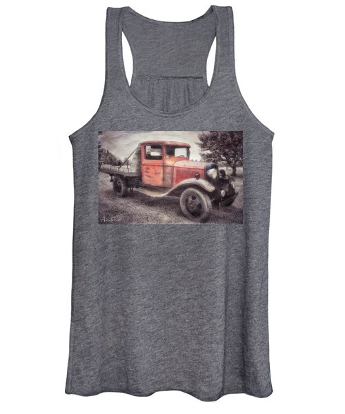 Colorful Past Women's Tank Top