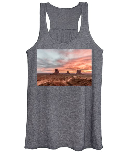 Colors In Monument Women's Tank Top