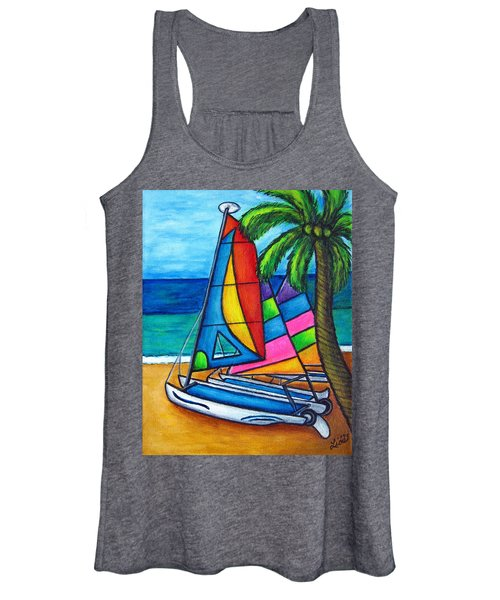 Colourful Hobby Women's Tank Top