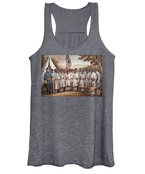 'come And Join Us Brothers' Women's Tank Top