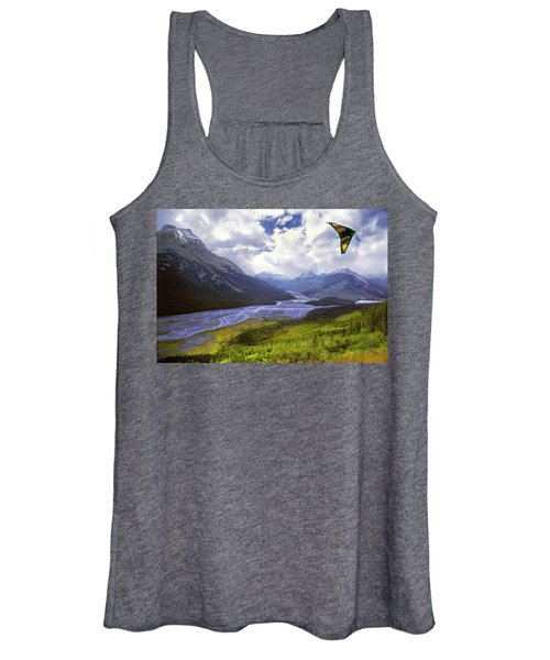 Come Fly With Me Women's Tank Top
