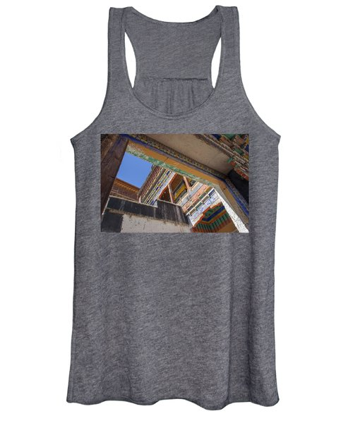 Composition 1, Thiksey, 2005 Women's Tank Top