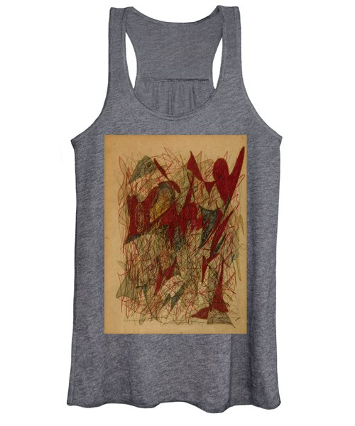 Conglomerate Synthesis  Women's Tank Top