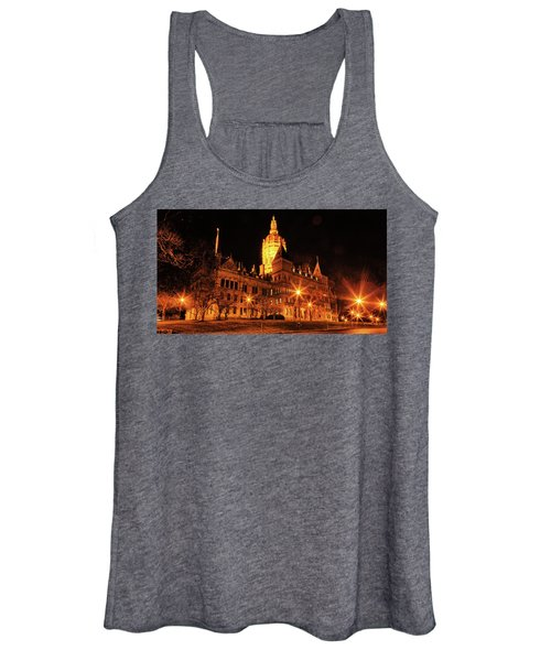 Connecticut State Capitol Women's Tank Top