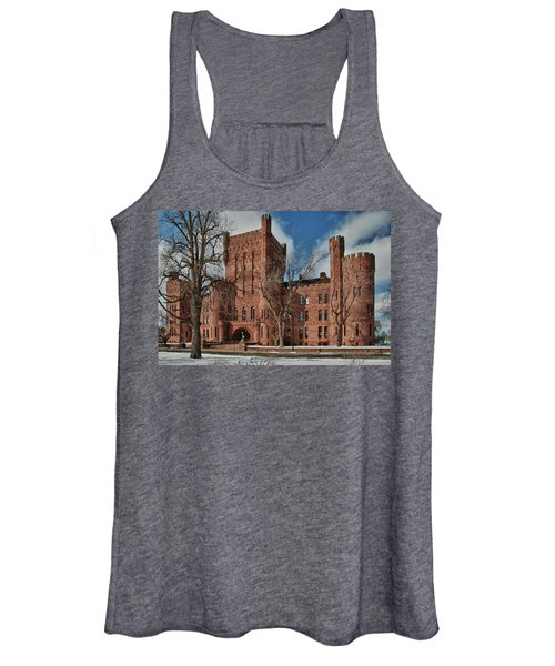 Connecticut Street Armory 3997a Women's Tank Top