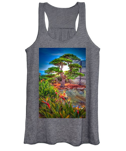 Consciousness Waves And Then Matters Women's Tank Top
