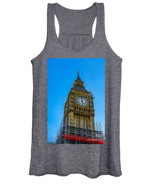Construction Going On  Women's Tank Top