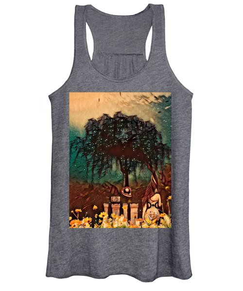 Consulting The Mother Women's Tank Top