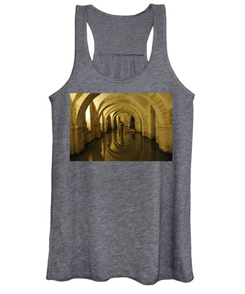 Contemplation Women's Tank Top