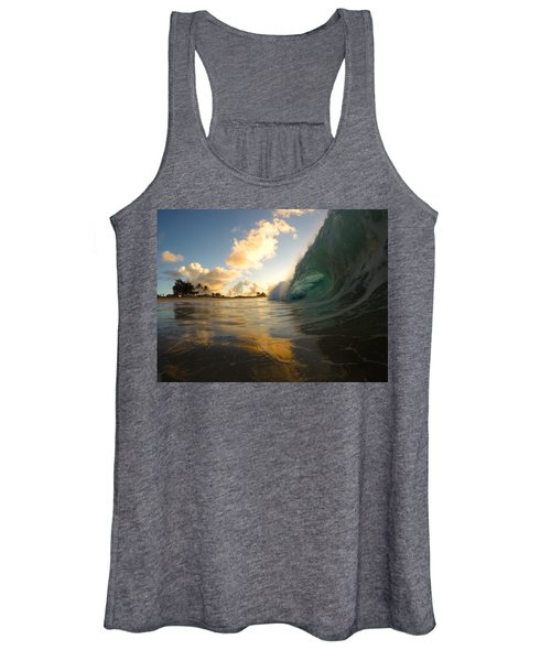 Contrasting Forces Women's Tank Top