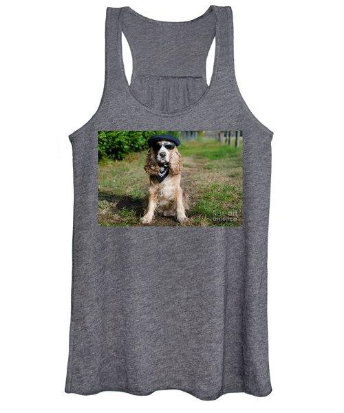 Cool Dog Women's Tank Top