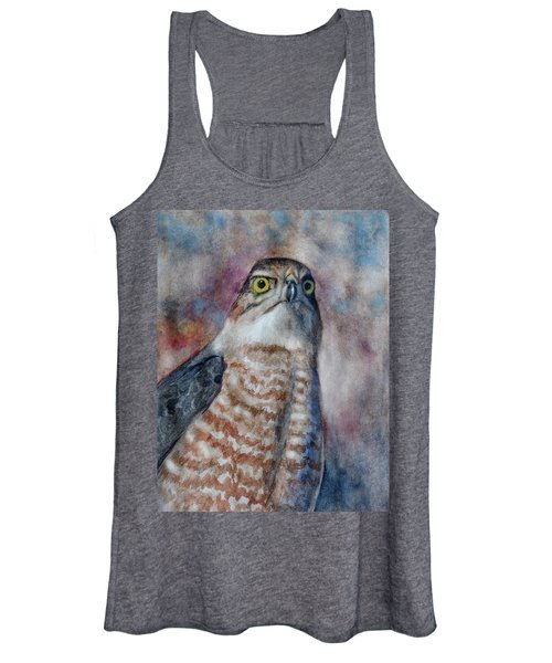 Coopers Hawk Wc Women's Tank Top