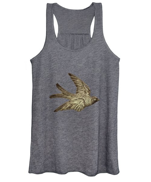 Copper Bird Women's Tank Top