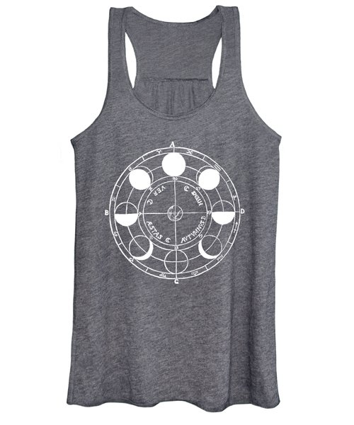Cosmos 17 Tee Women's Tank Top