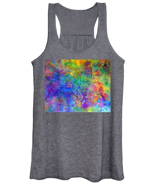Cosmos Women's Tank Top
