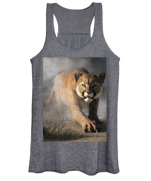 Cougar Is Gonna Get You Women's Tank Top