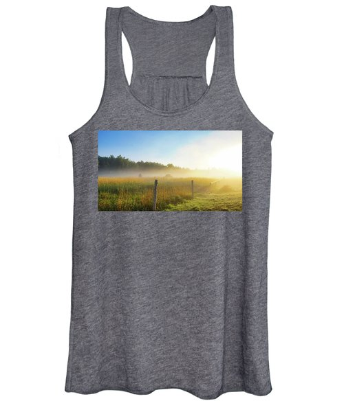 Country Fencerow Women's Tank Top