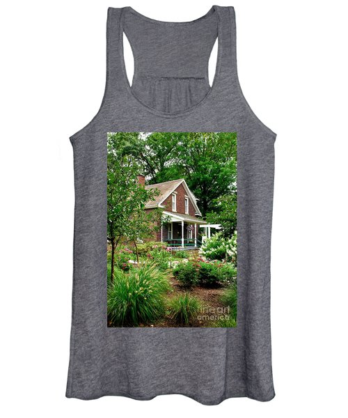Country Home Women's Tank Top