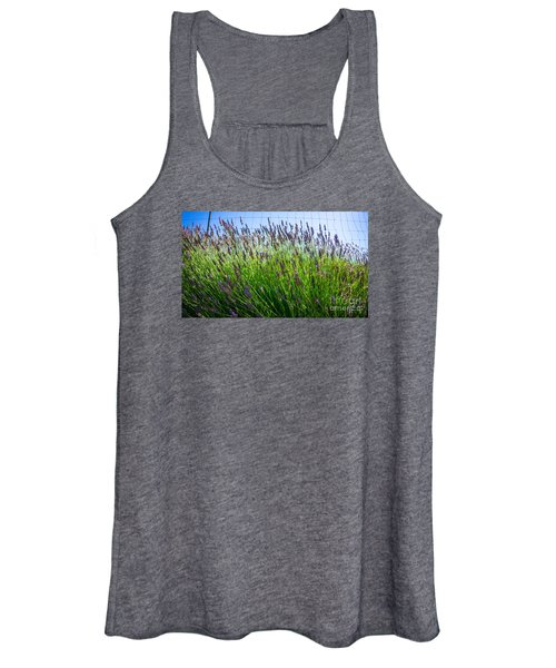 Country Lavender II Women's Tank Top