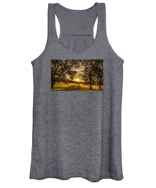 Country Time Rise Women's Tank Top