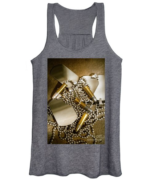 Courage And Bravery Women's Tank Top