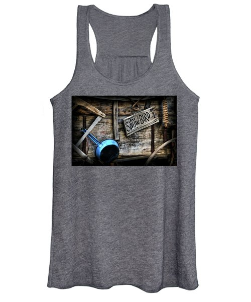Covered Wagon Women's Tank Top