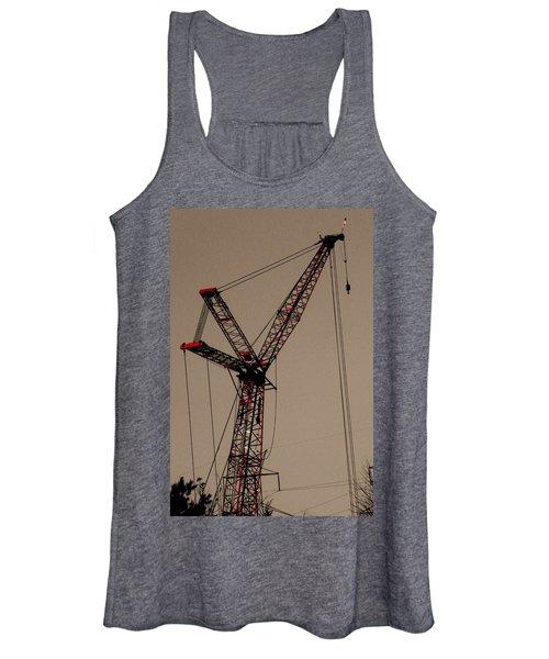 Crane's Up Women's Tank Top