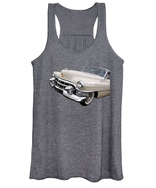 Cream Of The Crop - '53 Cadillac Women's Tank Top