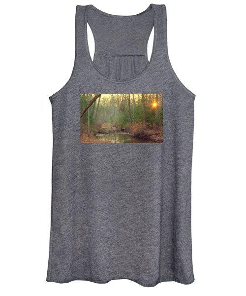 Creek Bed Women's Tank Top
