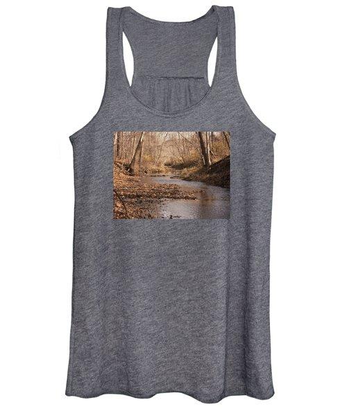 Creek Women's Tank Top