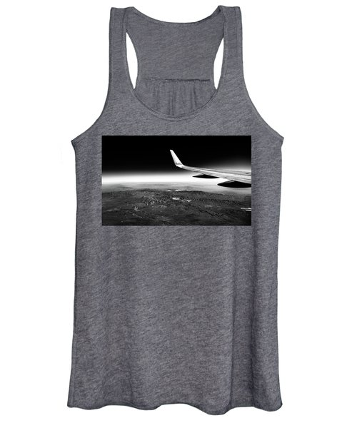 Cross Country Via Outer Space Women's Tank Top