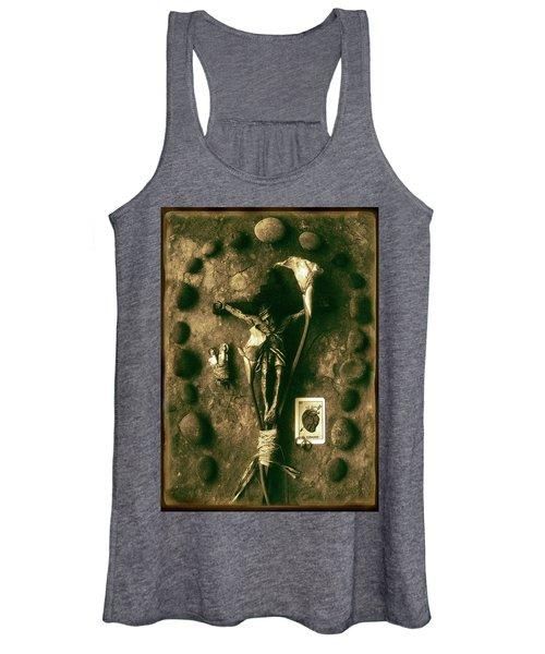 Crucifix, The Loss Women's Tank Top