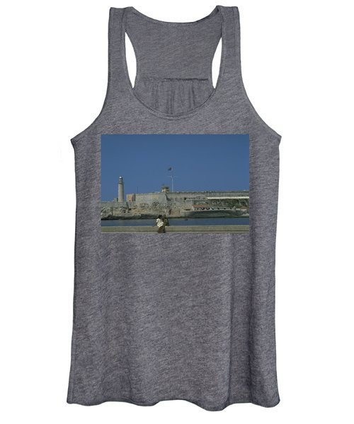 Cuba In The Time Of Castro Women's Tank Top