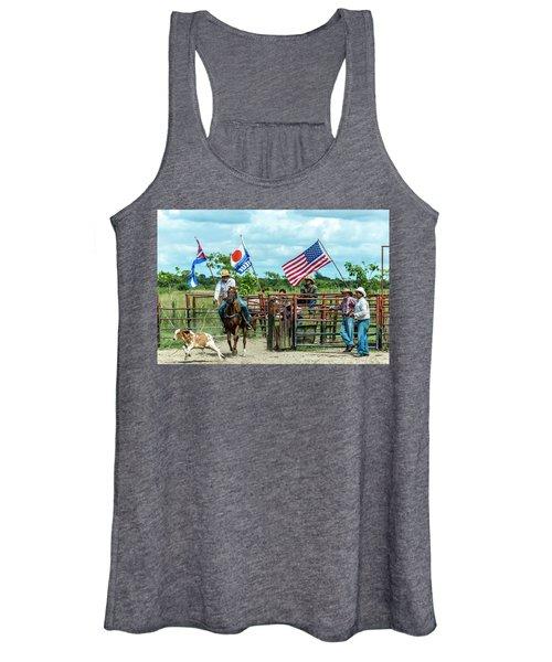 Cuban Cowboys Women's Tank Top
