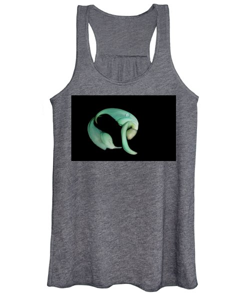 Curled Together Women's Tank Top