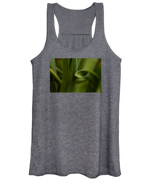 Curves Of Nature Women's Tank Top