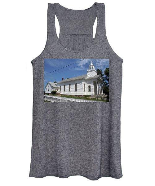 Cutchogue United Methodist Church Women's Tank Top